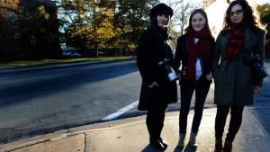 Meghan Tansey-Whitton, Melissa Dube, Krista Comeau